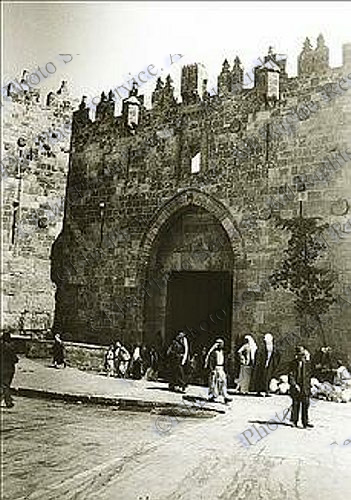 Damascus Gate 1940