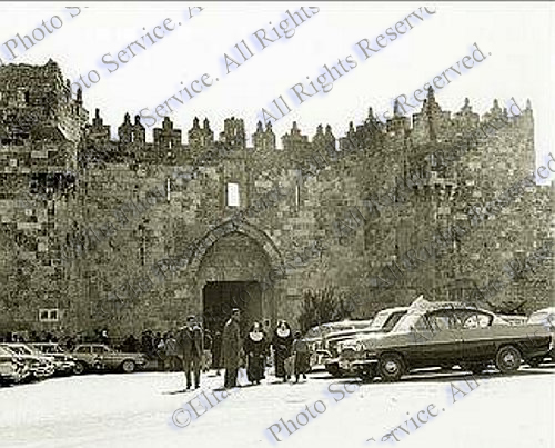 Damascus Gate 1964